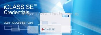 300x iCLASS SE Smart Card - Secure Identity Access Control