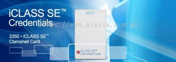 3350 iCLASS SE Clamshell Smart Card - Secure Access Control