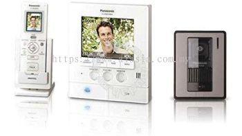 VL-SWD251BX.Wireless Video Intercom System - Standard