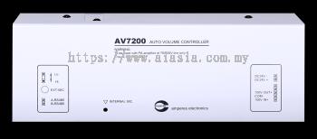 AV7200 [ 100W 100V LINE AUTO VOLUME CONTROLLER ]