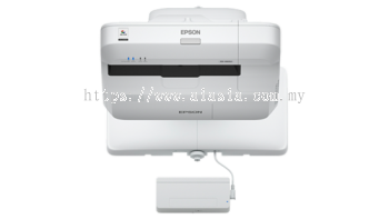Epson EB-1450Ui Ultra-Short Throw Wireless Interactive WUXGA 3LCD Projector Product