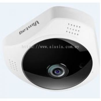 F1.3MP Indoor Fisheye Camera