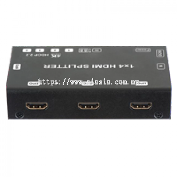 HD104.1 in 4 Out HDMI Distributor