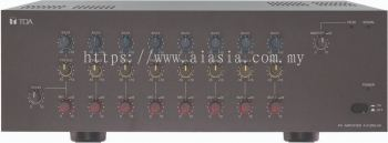 A-2128S.TOA PA Amplifier. #AIASIA Connect