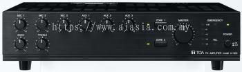 A-1803.TOA Mixer Power Amplifier (ER version). #AIASIA Connect