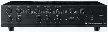A-1712.TOA Mixer Power Amplifier (ER version). #AIASIA Connect