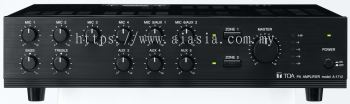 A-1712.TOA Mixer Power Amplifier (UK version). #AIASIA Connect