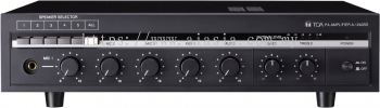 A-1240SS. TOA Mixer Amplifier with 5 Zone Selector 240W. #AIASIA Connect