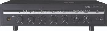 TOA Mixer Amplifier With 5 Zone Selector 360W.A-1360SS