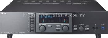 A-9500D2.TOA Dual Channel Digital Mixing Amplifier. #AIASIA Connect