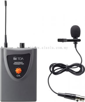 WS-Z100L.UHF Wireless Set (Lavalier Set)