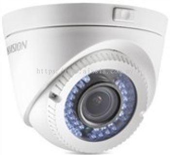 DS-2CE56D0T-VFIR3E.2 MP Vari-focal PoC Turret Camera