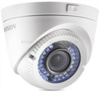 DS-2CE56D0T-VFIR3F.HD 1080p IR Turret Camera