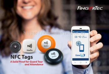 Fingertec NFC Tag (for TimeTec TA, TimeTec Patrol)