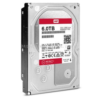 WD Red PRO 6TB NAS Hard Drive WD6002FFWX