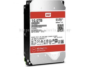 WD Red PRO 10TB NAS Hard Drive WD101KFBX