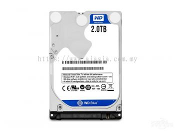 WD Blue 2TB PC Mobile Hard Drive WD20SPZX