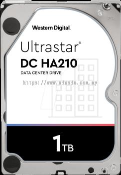 WD Ultrastar 1TB ® DC HA210 - 1W10001/HUS722T1TALA604