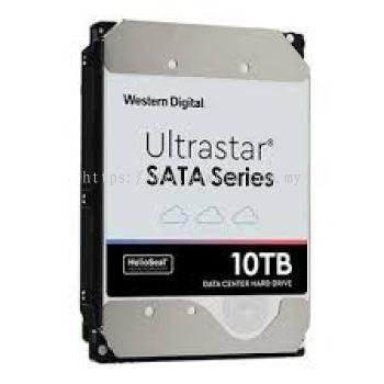 WD Ultrastar 10TB ® DC HA510 - 0F27452/HUH721010ALE600