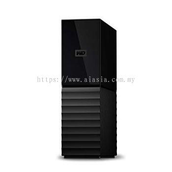 "WD MY BOOK ESSENTIAL 3.5"" 4TB USB3.0 Personal Storage - WDBBGB0040HBK - SESN"