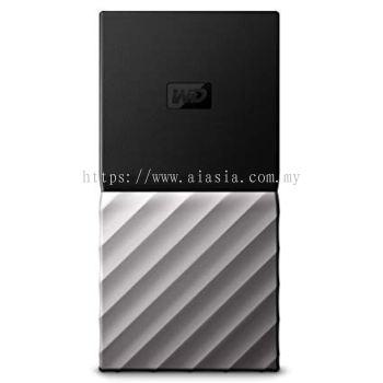 WD MY PASSPORT SSD 256GB - WDBKVX2560PSL-WESN