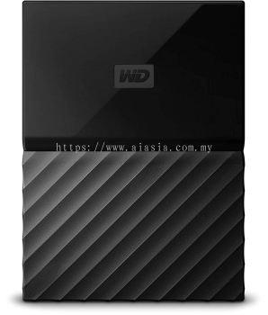 "MY PASSPORT ULTRA 2.5"" - WDBYNN0010BBK-WESN"