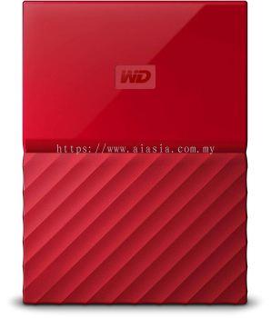 """MY PASSPORT ULTRA 2.5"""" - WDBYNN0010BRD-WESN"""