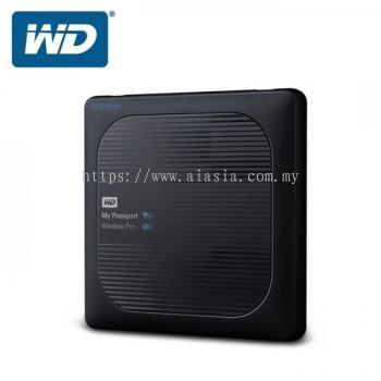 WD MY PASSPORT WIRELESS PRO 3TB - WDBSMT0030BBK-PESN