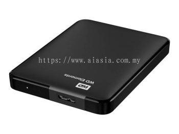 """WD ELEMENTS PORTABLE 2.5"""" 2TB, USB 3.0 - WDBU6Y0020BBK-EESN"""