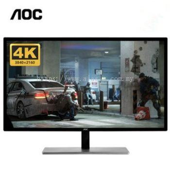 AOC 28inch Monitor - U2879VF (Ultra Slim Series)