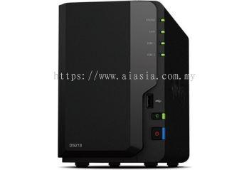Synology DiskStation - DS218 (2 Bay Desktop NAS)