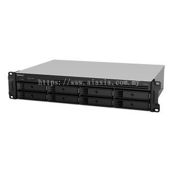Synology DiskStation - SYN-RS1219+ (4 / 8 Bay Rack Station - 1U)