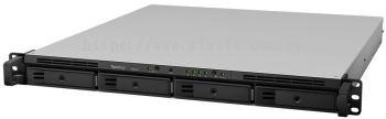 Synology DiskStation - SYN-RS818RP+ (4 / 8 Bay Desktop NAS)