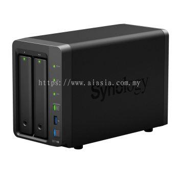 Synology DiskStation - SYN-DS-718+ (2 Bay Desktop NAS)
