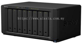 Synology DiskStation - SYN-DS-1817 (8 Bay Desktop NAS)
