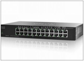 Cisco 24-Port 10/100 Desktop Switch.SF95-24/SF95-24-SG
