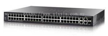 Cisco 52-port Gigabit Managed Switch.SG350-52/SG350-52-K9-UK