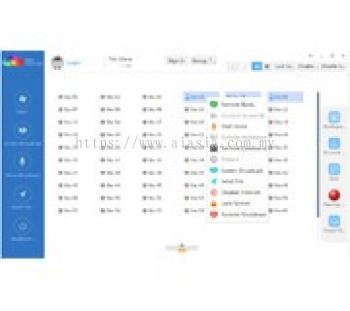 Ruijie RG-Class Manager Rainbow Cloud Class Software