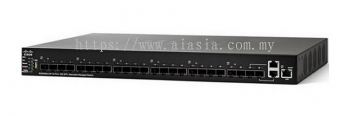 Cisco 24-Port 10G SFP+ Stackable Managed Switch.SG550XG-24F/SG550XG-24F-K9-UK