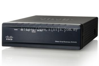 Cisco Dual Gigabit WAN VPN Router.RV042G/RV042G-K9-UK