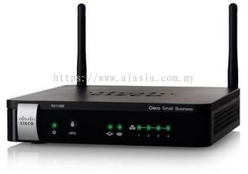Cisco Wireless-N VPN Firewall.RV110W/RV110W-E-G5-K9