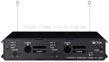 WT-4820.TOA UHF Wireless Tuner