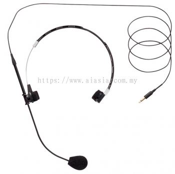 YP-M301.TOA Headset Microphone. #AIASIA Connect