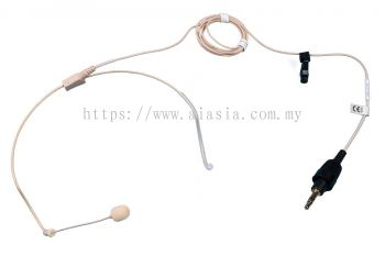 YP-M5000H.TOA Beige Color Headset Microphone