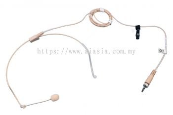 YP-MS4H.TOA Beige Color Headset Microphone