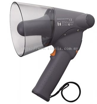 ER-1203.TOA Splash-proof Hand Grip Type Megaphone