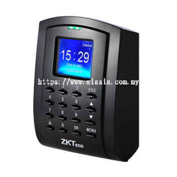 SC105. ZKTeco Color TFT & Graphical UI RFID Access Control Terminal