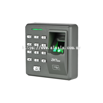 X7. ZKTeco Innovative biometric fingerprint reader for access control applications