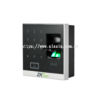 X8s. ZKTeco Innovative Biometric Fingerprint Reader for Access Control Applications