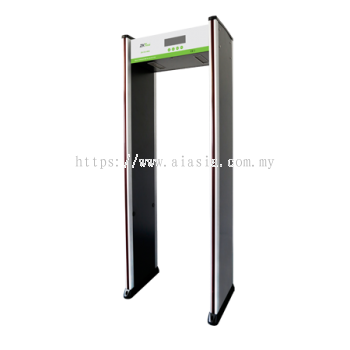 ZK-D2180S. ZKTeco Walk Through Metal Detector